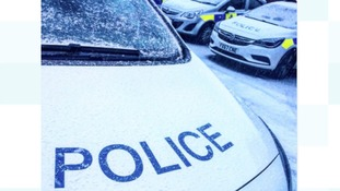 Police warn of treacherous conditions