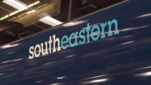 Southeastern train