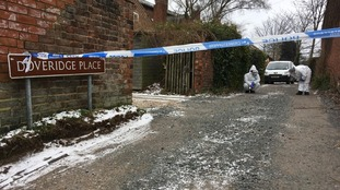 A murder investigation has been launched after an elderly woman was found dead at her home.