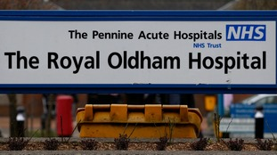 The Trust covers the Royal Oldham, Fairfield and North Manchester General hospitals