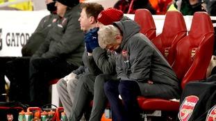 Arsenal lacking confidence, Arsene Wenger admits