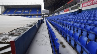 Ipswich Town's game at Portman Road has been postponed
