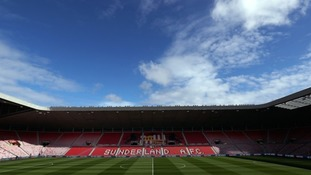 Stadium of Light, Sunderland.