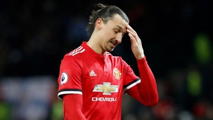Manchester United manager Jose Mourinho expects Zlatan Ibrahimovic to leave the club at the end of the season