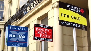 Home owners making second step up ladder face £135,000 price gap