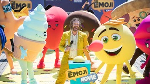 'A real stinker' - The Emoji Movie named worst film at the Razzie awards