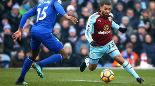 Burnley come from behind to beat Everton 2-1