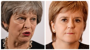 May and Sturgeon agree to try and break Brexit deadlock