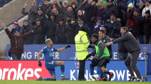 Mahrez earns Leicester late point against Bournemouth