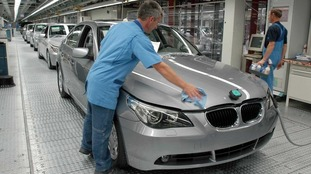 European car makers also have factories in the US, employing thousands of American workers.