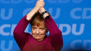 Angela Merkel set for fourth term as Germany's chancellor after coalition deal agreed