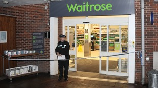 Police investigate stabbing incident at Lewes Waitrose