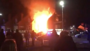 Oldham man charged in connection with explosion