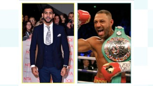 Kell Brook's on course for a showdown with Amir Khan