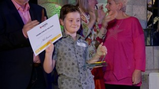 Jersey's most inspiring youngsters celebrated
