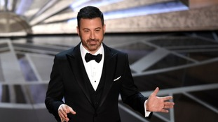 Jimmy Kimmel called on Hollywood to clean up its act