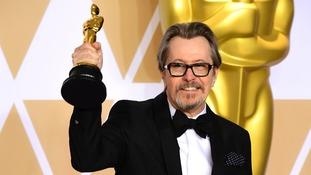 Gary Oldman won his first ever Oscar.