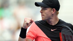 Kyle Edmund becomes British number one