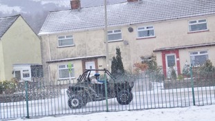 Off-road driving in Bedwas