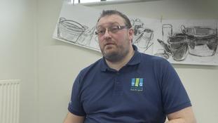 Ben Pratt: We help the students cope