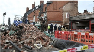 Oldham man remanded over explosion that killed five
