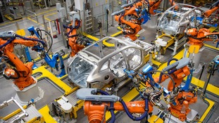 Jaguar Land Rover halts production at Solihull and Castle Bromwich plants due to water shortages