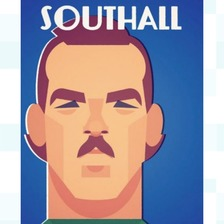 Neville Southall by Stanley Chow