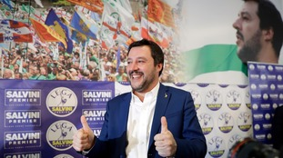 Italy swerves to the right as election delivers hung parliament