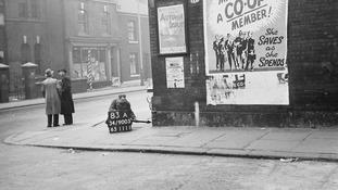 A street scene in Chadderton