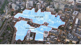 Croydon redevelopment