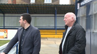 Lowestoft Town directors pondering what the future holds for their club.