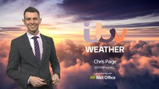 Chris Page has the forecast