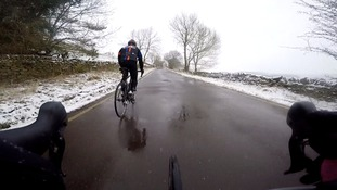 Training in all weathers