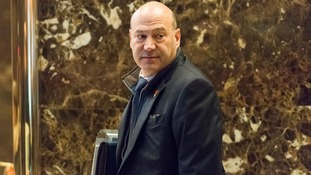 Mr Cohn said it was his honour to serve in the administration and