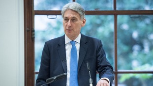 Philip Hammond is to give a keynote speech to European leaders.