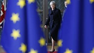 Why the EU has rebuffed Theresa May's trade plan