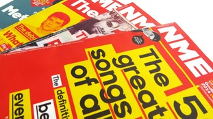 Musicians pay tribute as NME announces end to weekly print publication
