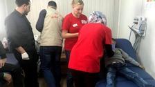 The charity Dental Mavericks helping displaced Syrian refugees