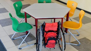 Disabled children 'need more support' in Welsh schools