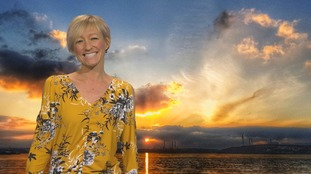Wales Weather: Snow for some!