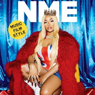 NME's last front cover