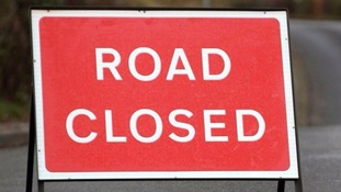St Helier road closed after road traffic collision