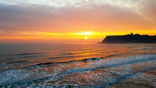 Sunrise Scarborough