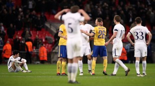 Juventus come from behind at Wembley to end Tottenham's Champions League dream
