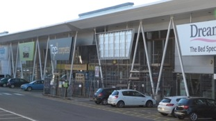 Builder dies in fall at retail park in Patchway