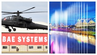 "BAE Systems has announced it will ""redirect"" support which had been promised to the Newcastle and Gateshead cultural festival ."