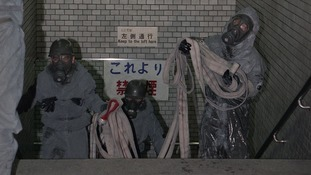 An attack on the Tokyo subway in 1995 killed 12 people.