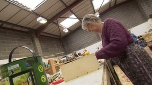 'Women in Sheds' project launched to combat loneliness
