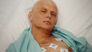 Alexander Litvinenko died from radioactive poisoning