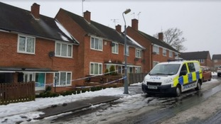 The incident happened on Parkhouse Drive in Erdington